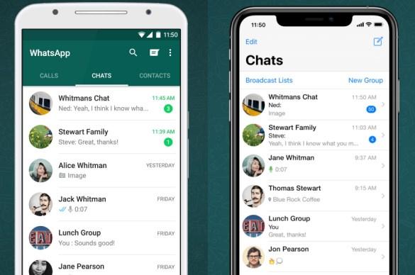 Whatsapp Aero Ios Terbaik